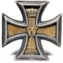 The Iron Cross 1st Class 1914 .