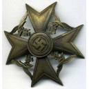 Condor Legion Spanish Cross Bronze Grade