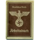 Third Reich Employment Record Book