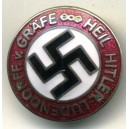 NSDAP SUPPORTER'S PIN