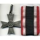 WW2 German war merit cross without swords