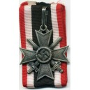 WW2 German war merit cross with swords