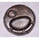 WWII Nazi Bronze Ashtray