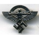 WWII GERMAN NSFK MEMBERSHIP PIN