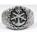 WW II German Kriegsmarine ring.