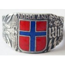 Norwegian Volunteer ring
