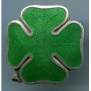 Latvian Scout and Guide Central Organisation`s badge