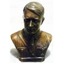 Adolf Hitler Desk Bust – bronze
