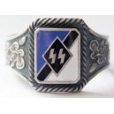 WW II German silver ring