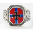 Norwegian Viking Division Ring