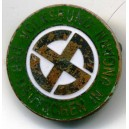 Hungarian Nazi Party Membership Pin.