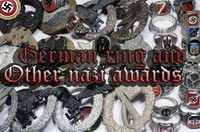 German rings and other Nazi awards